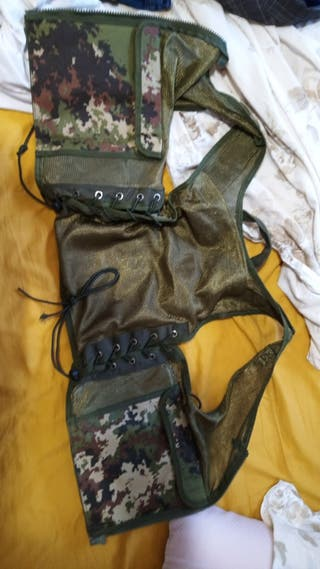 Material Airsoft chaleco
