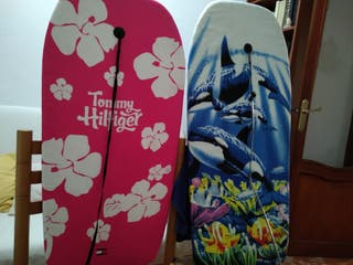 Tablas body surf