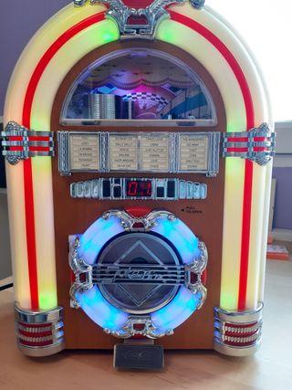 JUKE BOX RADIO. CD .USB.SD.AUX