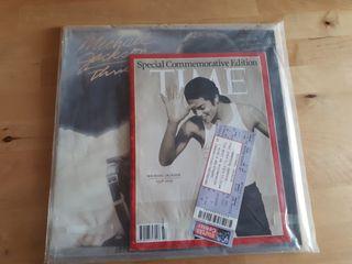 Vinilo THRILLER de Michael Jackson + extras