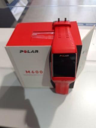 Reloj Pulsometro Polar M600