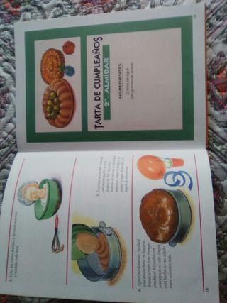 libro cocina para niños