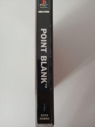 Point Blank PAL ESP (PS1-PSX)