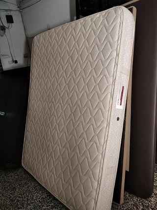 Colchón 1,90 x 1,50,grisor 22