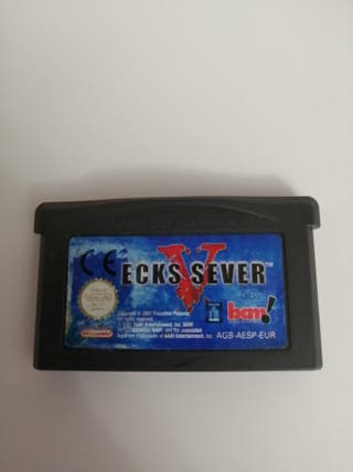 Ecks Sever V Game Boy Advance