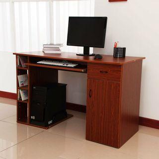Mesa de Ordenador PC Escritorio Oficina Despacho E