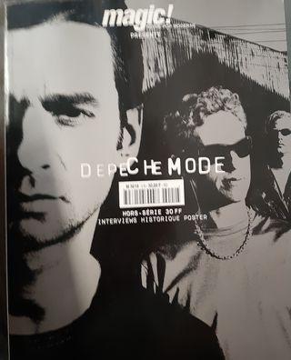 Revista Magic - DEPECHE MODE