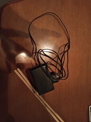 bateria electronica tribal quad pad t4