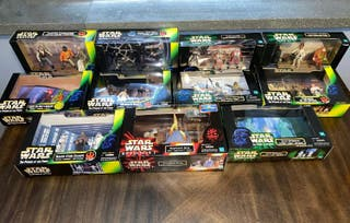 Colección Figuras Star Wars - Power of the Force