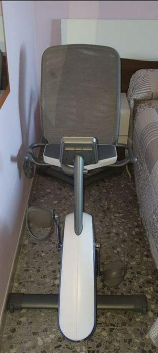 Bicicleta estática reclinada VA 530