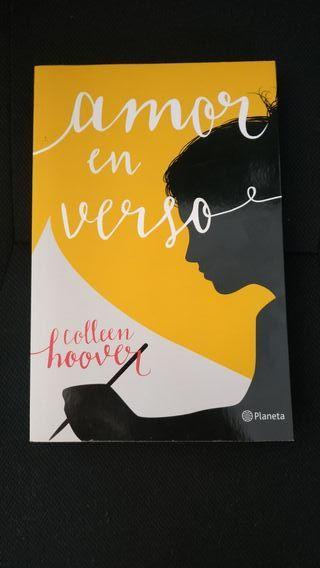 Libro juvenil Amor en verso