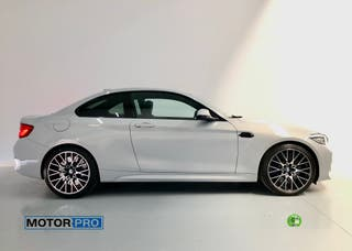 BMW M2 A COMPETITION 2p.