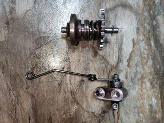 Conjunto centrífugo válvula escape Gas Gas Ec 250