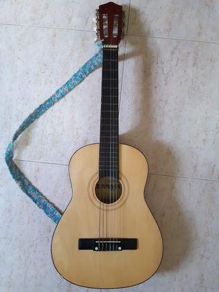 Guitarra Española Junior para niña o niño