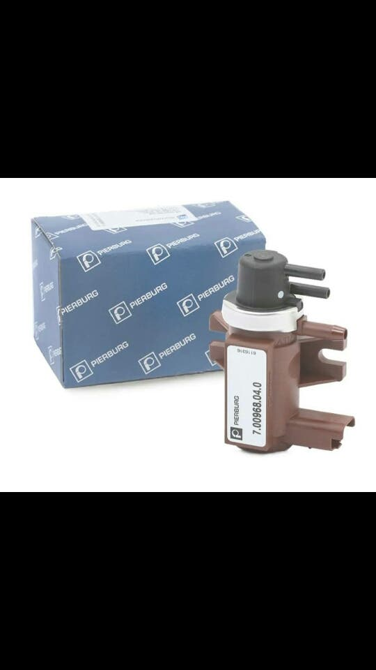electroválvula turbo ford/peugeot 1.6 tdci