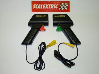 Mandos Scalextric para sistema analogico.