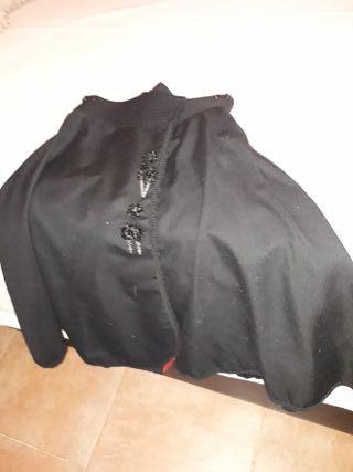 falda de amazonas
