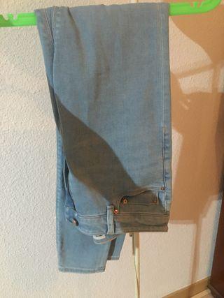 Pantalón largo vaquero