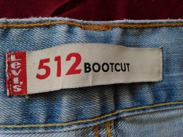 Pantalon Vaquero Hombre Levi S 512 Bootcut De Segunda Mano Por 22 En Teis En Wallapop