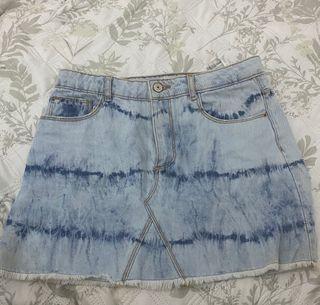 Falda de Jeans Vaquera