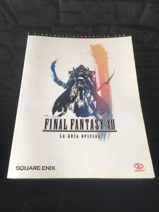 Guia Oficial Final Fantasy XII Square Enix