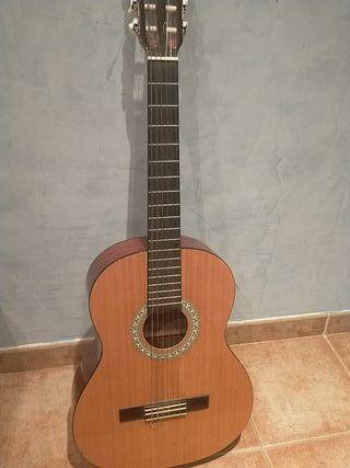 """guitarra española """"admira alba"""""""
