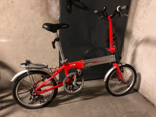 Bicicleta plegable Monty