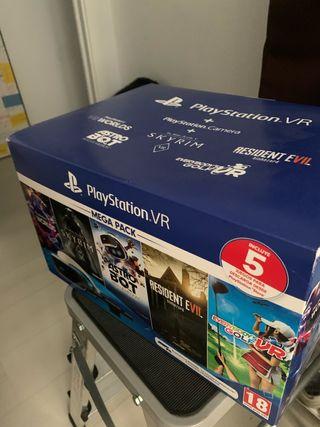 PS PlayStation VR NUEVO A ESTRENAR !!!