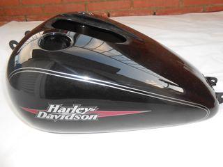 Harley Davidson Dyna Lowrider y Street Bob