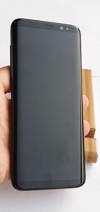 Samsung Galaxy S8 negro 64GB como nuevo