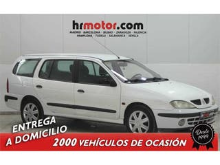 RENAULT Mégane Break 1.9DCI Authentique