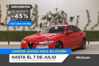 Alfa Romeo Giulia 2.0 Gasolina 147kW (200CV) Super AT