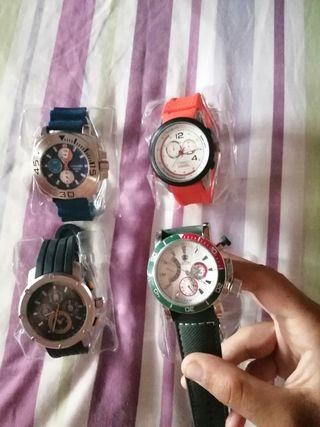 lote relojes