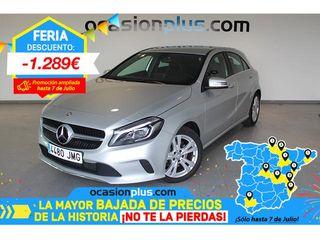 Mercedes-Benz Clase A A 200 d Urban 100 kW (136 CV)