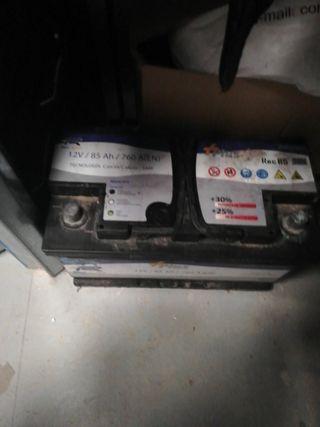 bateria coche 85ah 760a