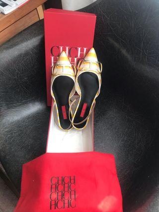 Zapato destalonado Carolina Herrera