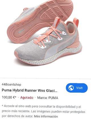 playera puma. Hybrid Runners Wns