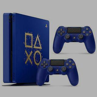 PS4 edición limitada days of play
