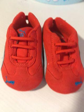 Zapato de puma 19