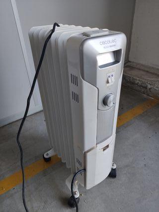 2 radiadores de aceite