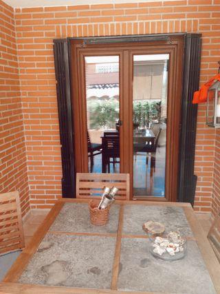 Weru ventana pvc castello secur II oscilobatiente