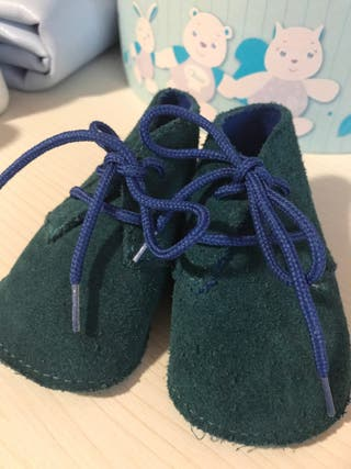 Zapato talla 16