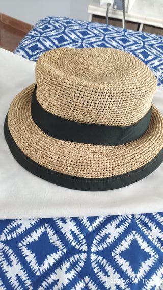 Sombrero Panamá auténtico