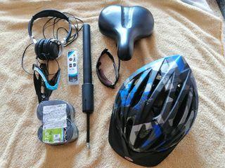 venta de artículos de bicicletas