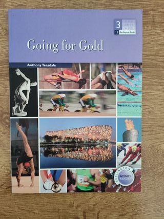 Going for gold- Burlington Books