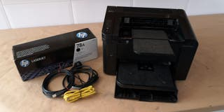 Impresora láser HP P1606dn