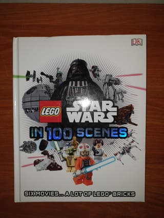 LIBRO LEGO STAR WARS IN 100 SCENES