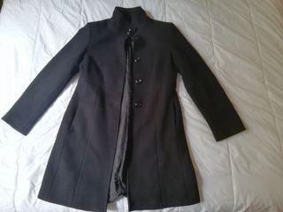 Manteau fille noir