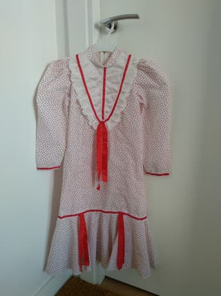 Disfraz chulapa 4-6 años