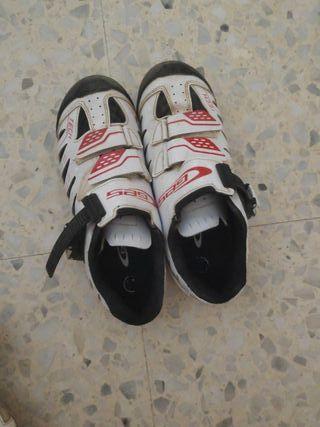 Zapatillas bicicleta carretera talla 37